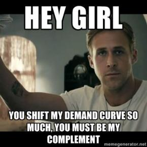 Gosling Demand Curve complement