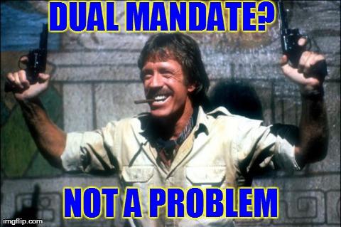 Norris Dual Mandate