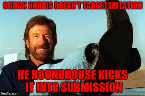 norris target inflation